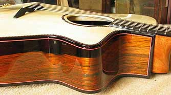 Arch-top side
