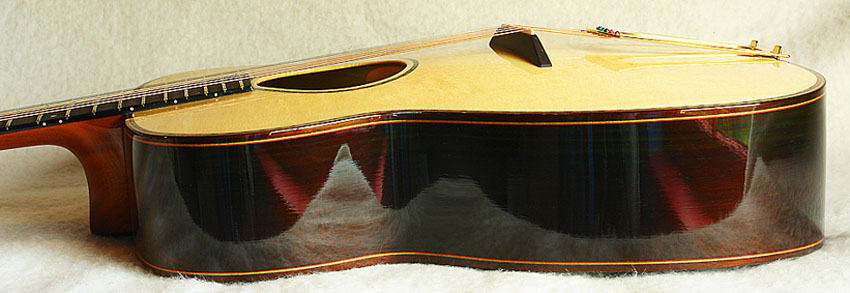 Arch-top side body